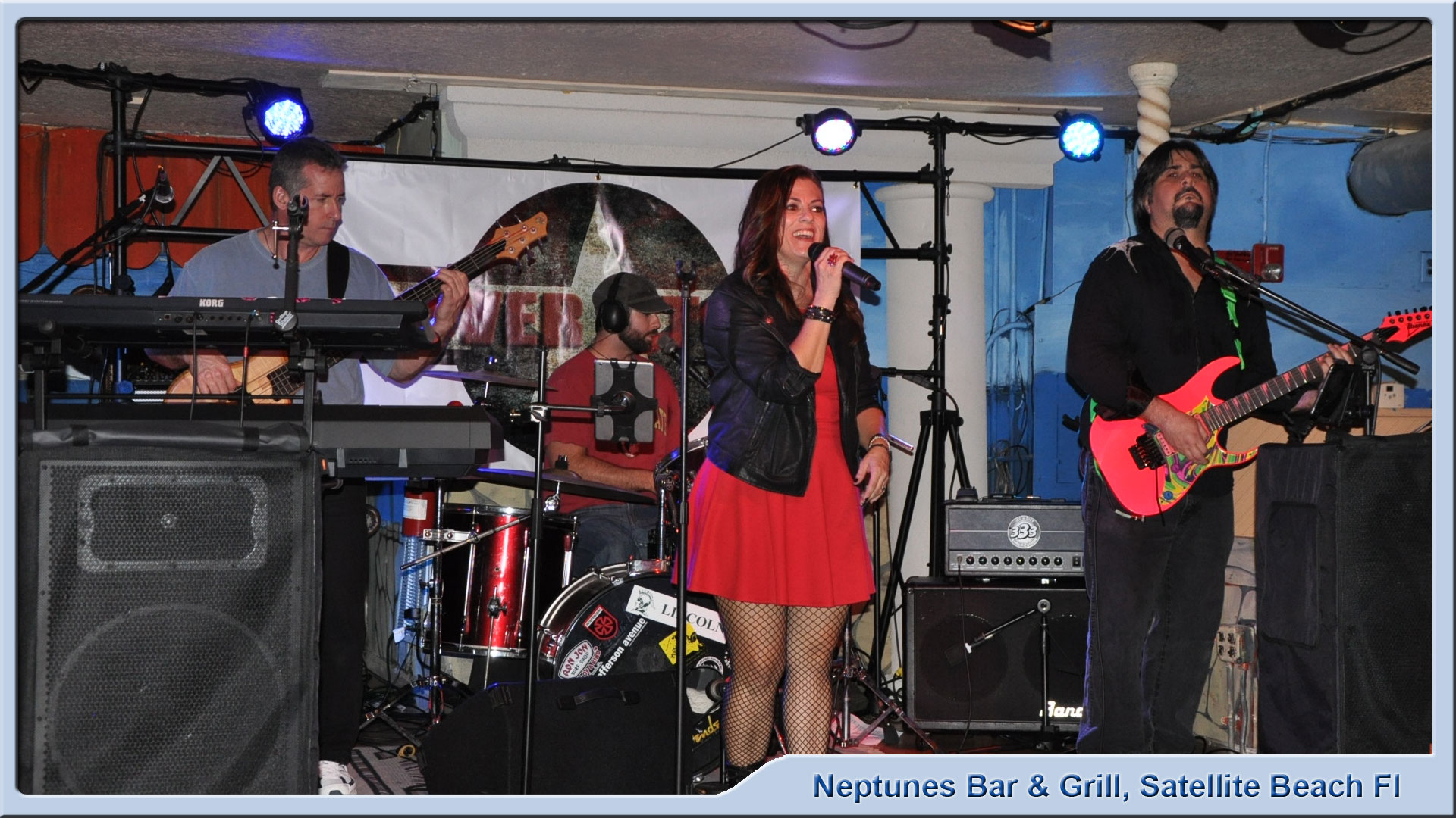 Neptune Bar Grill Satellite Beach Fl